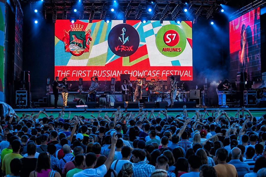 Представлена полная программа фестиваля V-ROX-2016