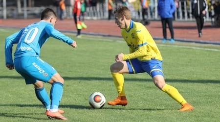 Футболисты «Луча-Энергии» уступили в Санкт-Петербурге