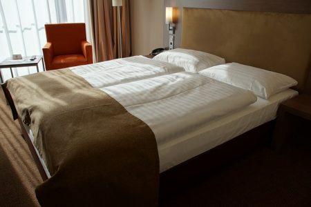 Номер отеля, гостиница, кровать, дом, сон, квартира