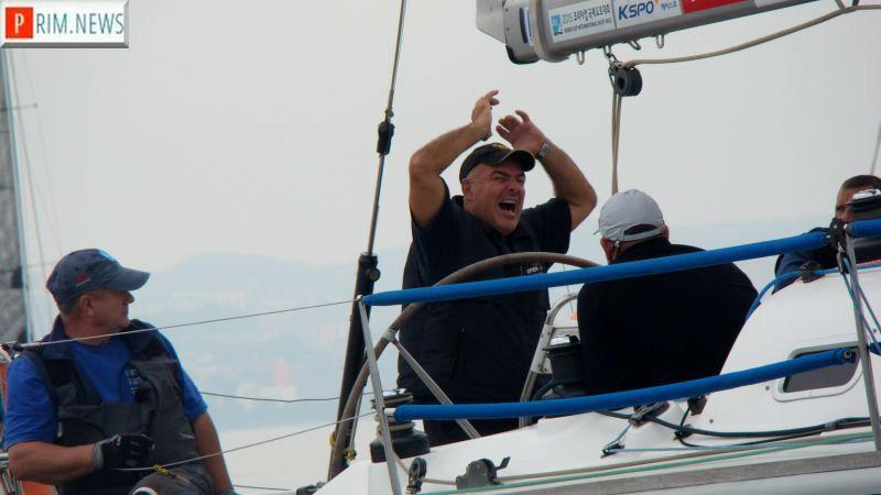 Во Владивостоке стартовала знаменитая парусная регата «Кубок залива Петра Великого»
