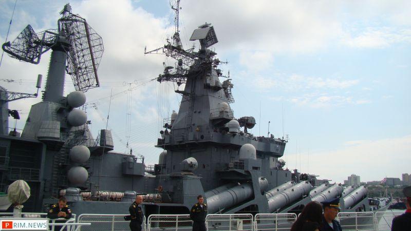 Во Владивостоке стартовал военно-технический форум «Армия-2016»