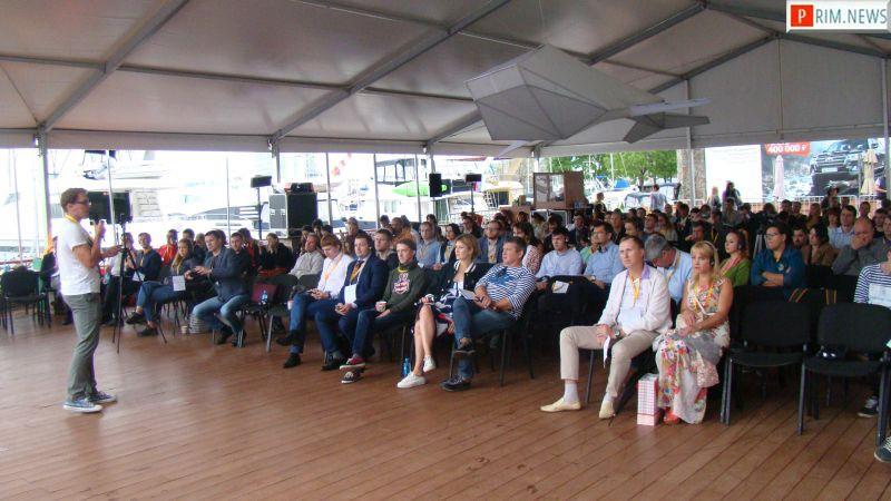 Во Владивостоке состоялся технологический фестиваль Startup Village by THE SEA