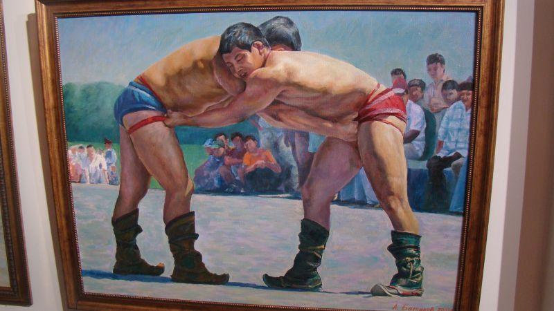 Современное искусство Бурятии показали во Владивостоке