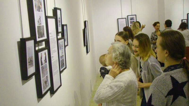 Открылась фотовыставка «Владивосток – грани кинообраза»