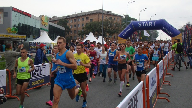 Состоялся Первый международный Владивостокский марафон