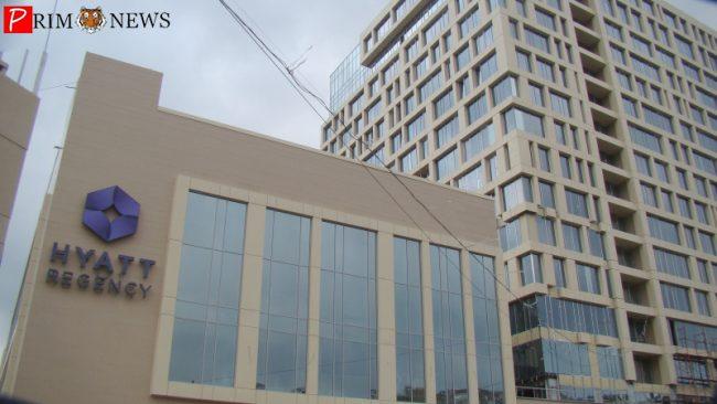 Губернатор Приморья заявил, что намерен достроить гостиницу «Хаятт»