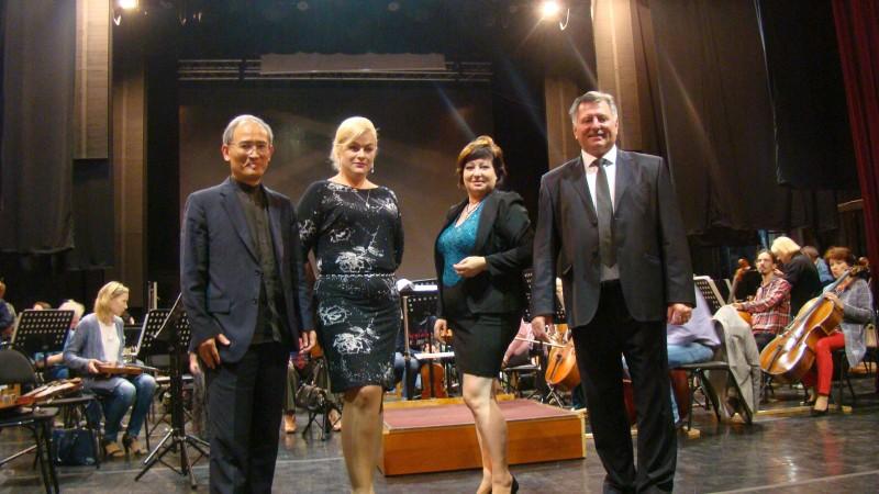 «Дни классической музыки стран АТР» пройдут во Владивостоке