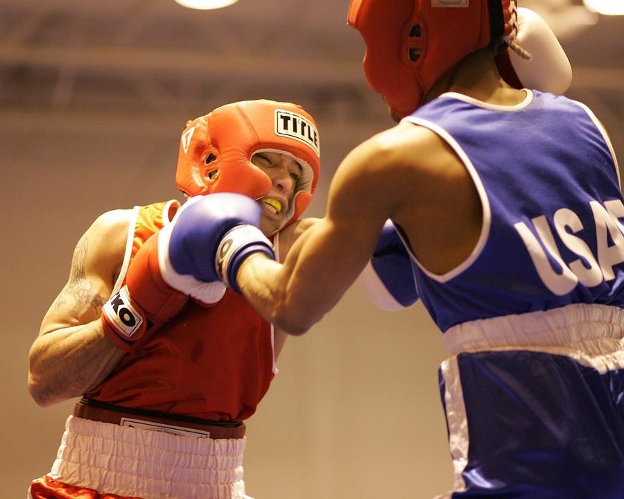 Ежегодный турнир по боксу прошел в Артеме