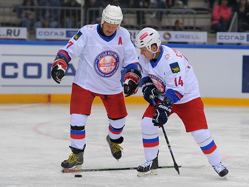 Во Владивостоке состоялся гала-матч в поддержку пострадавших от тайфуна