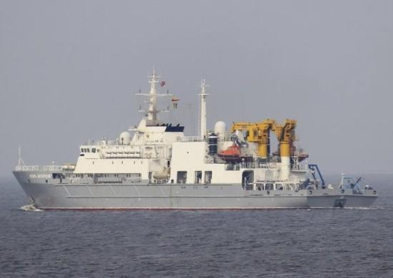 Спасательное судно «Игорь Белоусов» вошло в состав Тихоокеанского флота