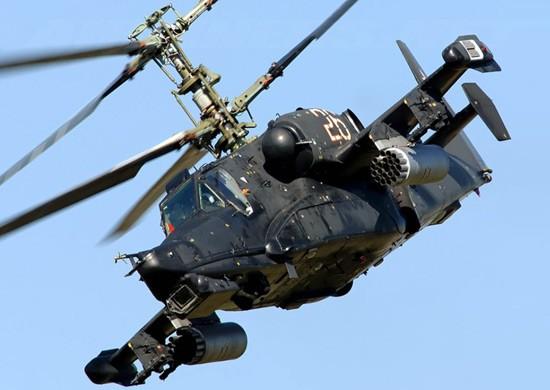 В Арсеньеве откроют памятник боевому вертолёту Ка-50 «Чёрная акула»
