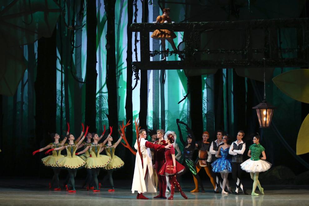 Во Владивостоке представят семейные балеты «Бемби» и «В джунглях»