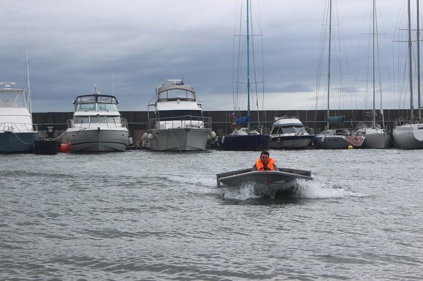 В Приморье предложили снизить ставку налога на маломощные моторные лодки и катера
