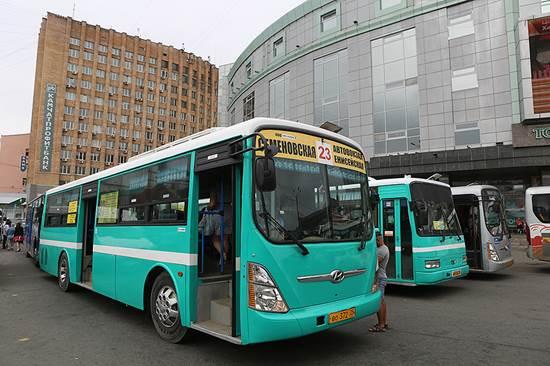 Администрация Владивостока оштрафовала транспортников