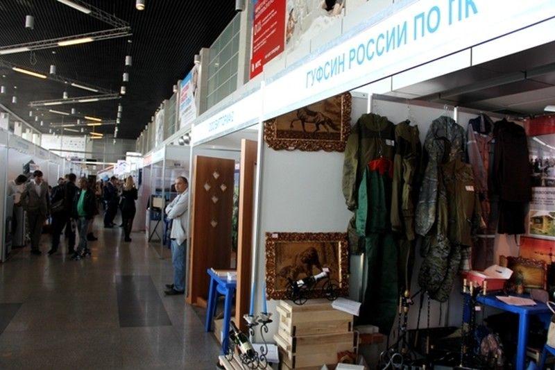 Продукцию приморских заключённых представили на международной выставке «Строительство»