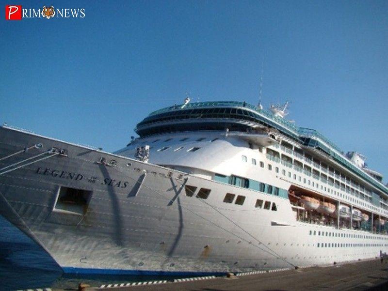В 2017 году порт Владивосток принял в 40 раз меньше круизных судов, чем Аляска
