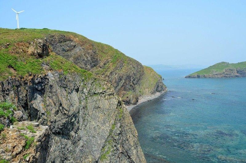 Остров Рейнеке стал чище благодаря проекту приморочки Натальи Якуниной «Остров мечты»