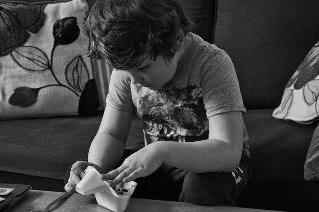 Дети-аутисты Владивостока стали заниматься циркотерапией