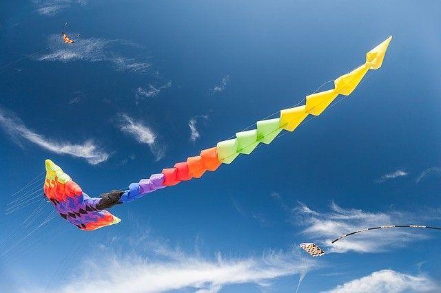 Во Владивостоке состоялся фестиваль воздушных змеев