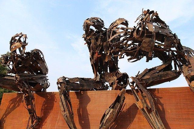 Роботы-сумоисты соревновались в Приморье