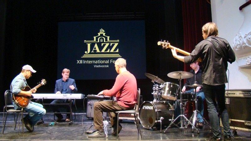 Представлены дальневосточные участники XIII Международного джазового фестиваля во Владивостоке