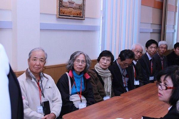 Японская делегация посетила Артём