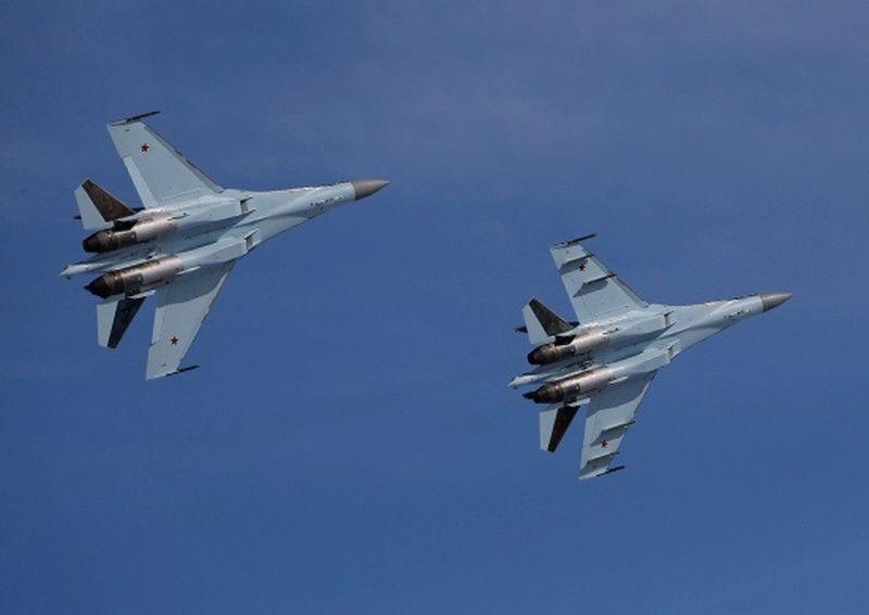 Приморские лётчики пересели на Су-35С