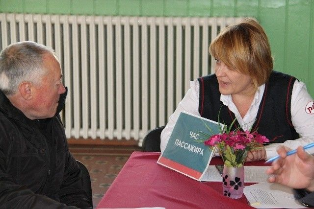 На железнодорожном вокзале Владивостока прошёл «Час пассажира»