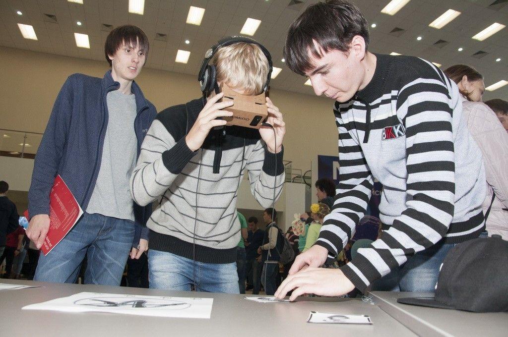 VI фестиваль науки прошёл в ДВФУ