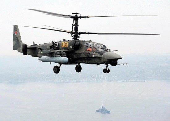 Вертолёты Ка-52 готовы к поставке в войска, заявил директор «Прогресса»