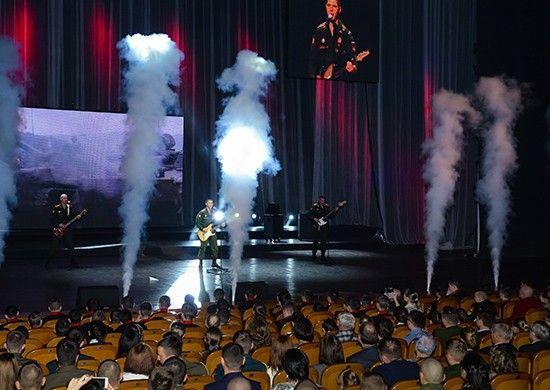 Ансамбль из Приморья вышел в финал всероссийского военного фестиваля искусств