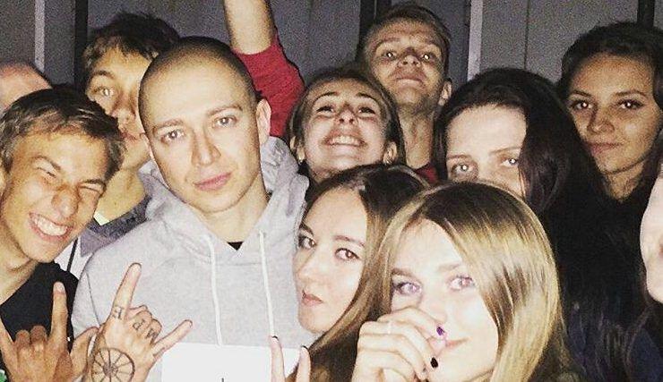 «Вечный жид»: два аншлаговых концерта Оксимирона прошли во Владивостоке