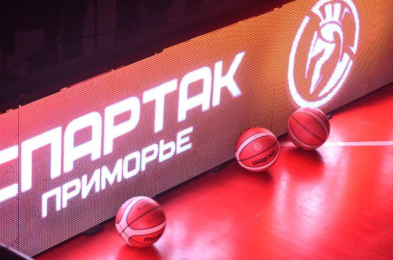 Баскетболисты «Спартака-Приморье» победили «Зенит-Фарм»