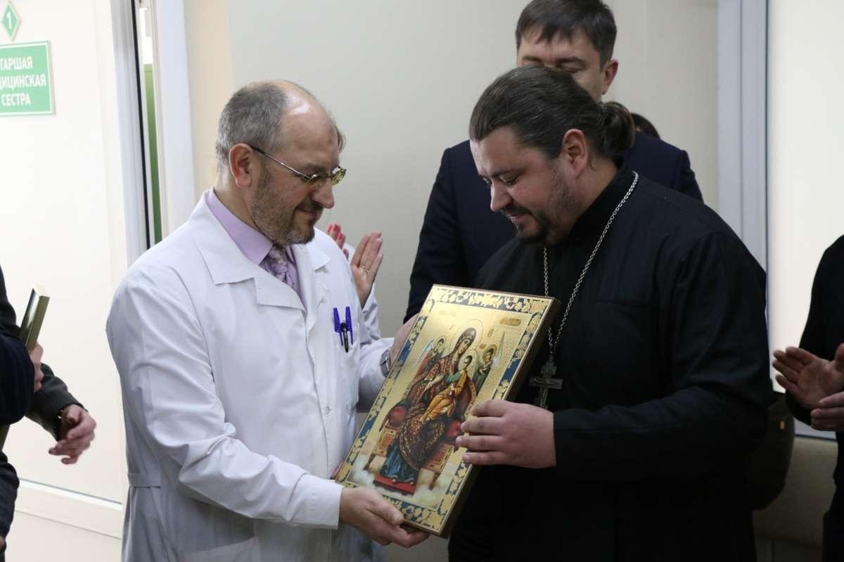 В Находке открылось онкологическое отделение