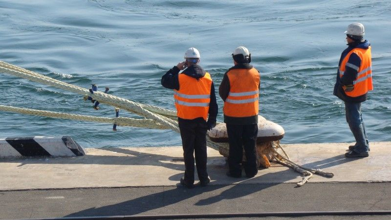 Большой противолодочный корабль «Адмирал Пантелеев» вернулся во Владивосток