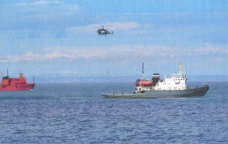 Аварийно-спасательный флот Росрыболовства призвали не передвать Минтрансу