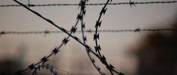 Тюрьма, колония, колючая проволока