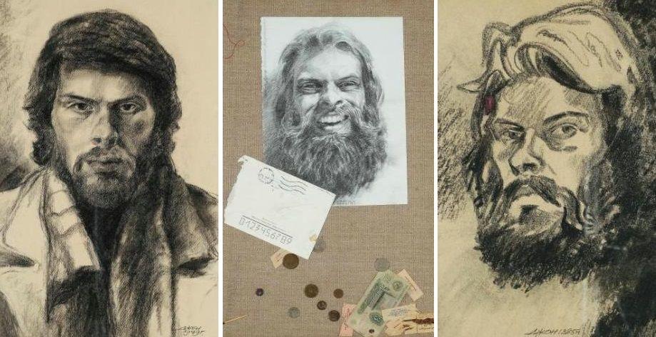 «Письмо самому себе…»: во Владивостоке откроется выставка художника Джона Кудрявцева
