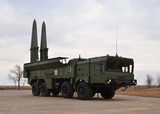 Приморские ракетчики вместе с «Искандерами» вернулись в Уссурийск