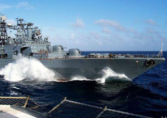 Отряд кораблей Тихоокеанского флота зашёл в индонезийский порт