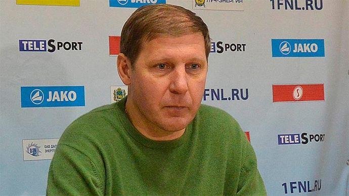 «Луч-Энергию» покинул главный тренер Сергей Передня