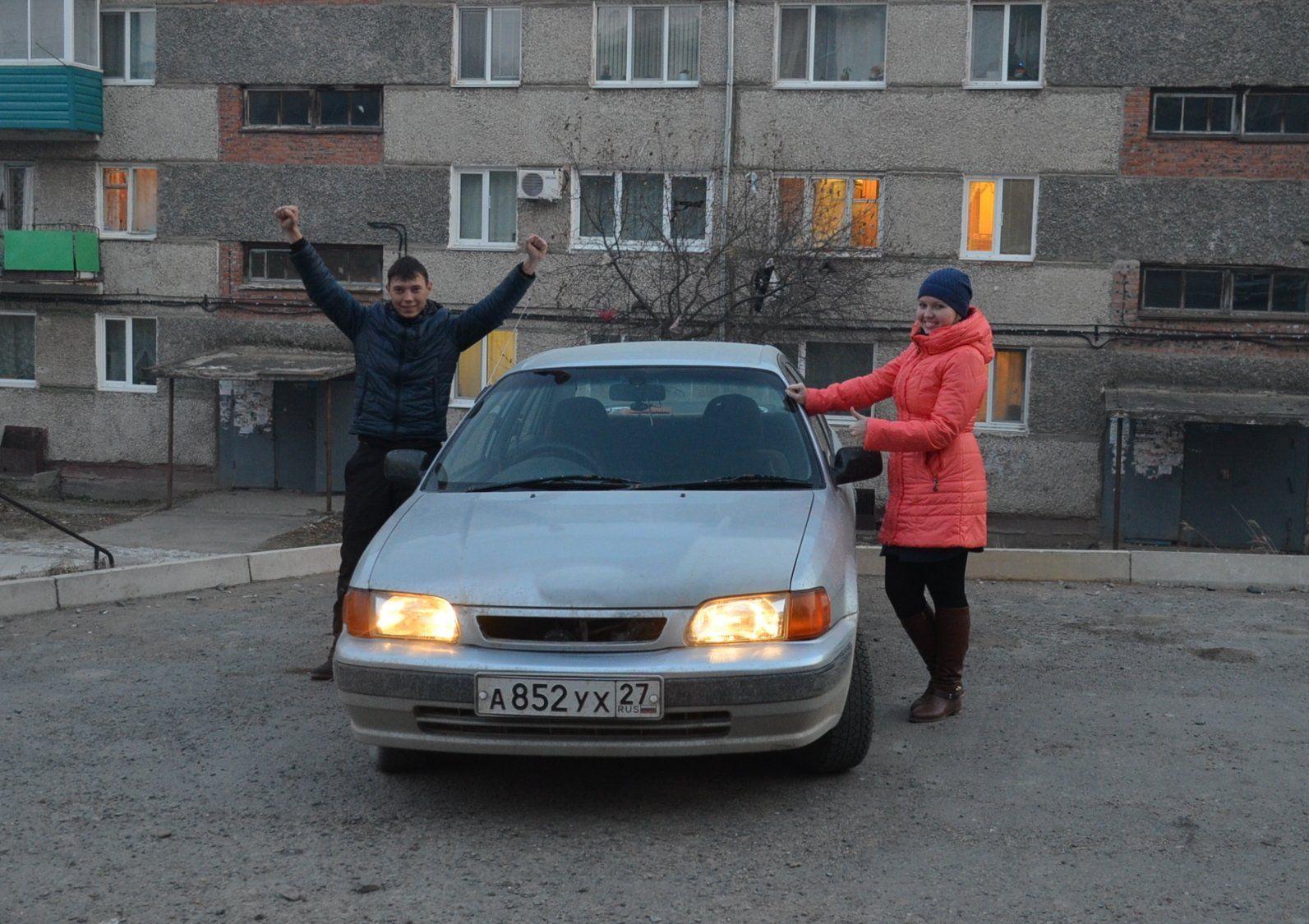 «Ништяк»: житель Хабаровского края выручил млн рублей за старенький автомобиль