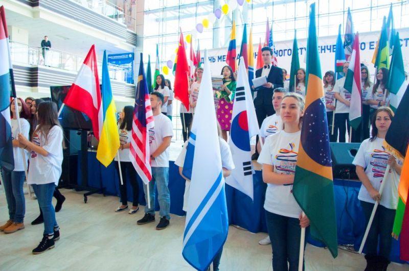 Дни межнационального студенческого единства стартовали в ДВФУ