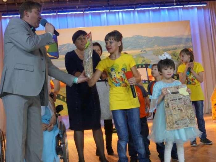 В Приморье прошёл первый фестиваль для детей с особенностями в развитии