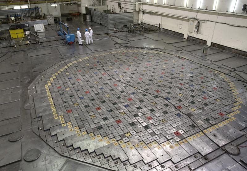 Приморские учёные придумали новый способ производства топлива для атомных реакторов