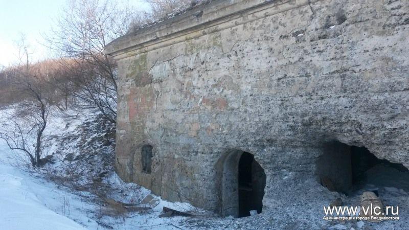 Любители истории изучили объекты Владивостокской крепости перед передачей их бизнесменам