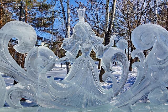 В Уссурийске официально закрылся ледовый городок