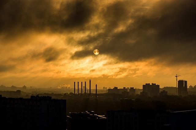Жители Владивостока пожаловались на «зимний» смог