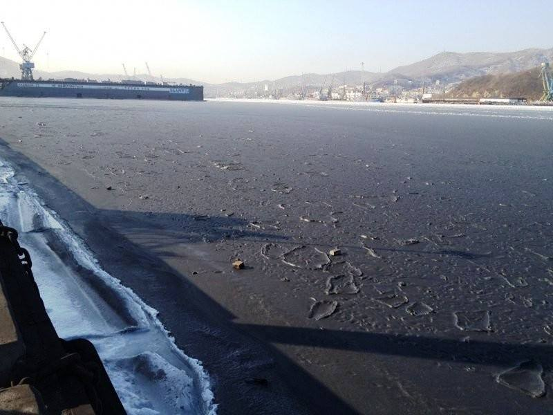 Новая пылезащитная техника начнёт работу в портах Находки