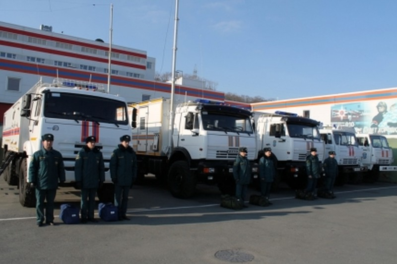 Спасатели Приморья отработали новогодние каникулы в режиме повышенной готовности